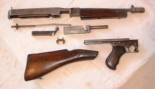 Some objects to identify from german trenches