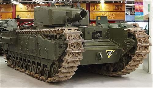 Tank track id