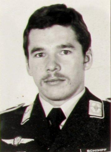 Luftwaffe Tornado 44+45 crashed 24th Oct 1985