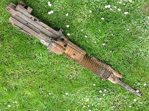 Old Woodpecker from the Pacific Type 92.