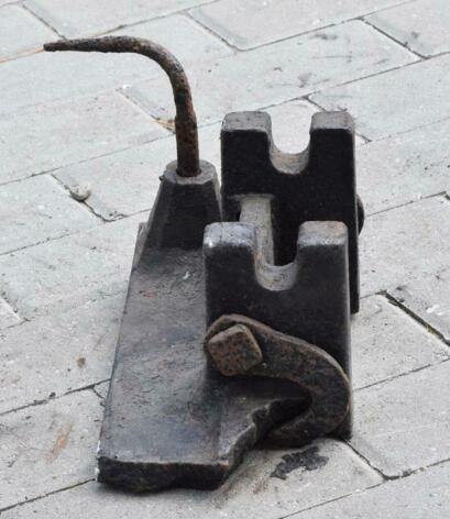 PANZER or other country Relic tank piece any idea from what ?