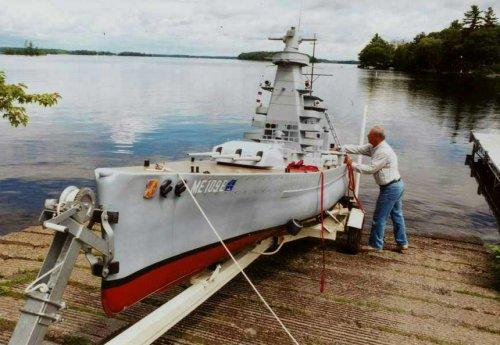 Graf Spee 1:20 scale