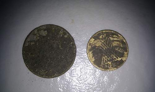 My metal detecting trip around the Ruhr Pocket