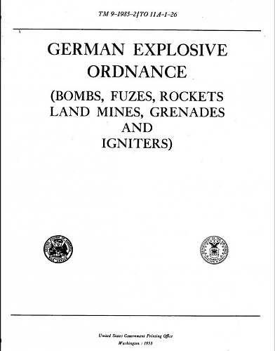 Unknown German Igniter
