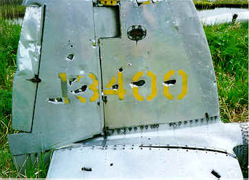 P-38 Wrekage in alaska
