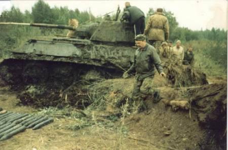 T 34 -76 obr 42 Velikie Luki