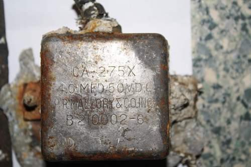 Found on utah beach: Aircraft parts? Identification needed