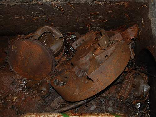 Is this a ww2 tank wheel?