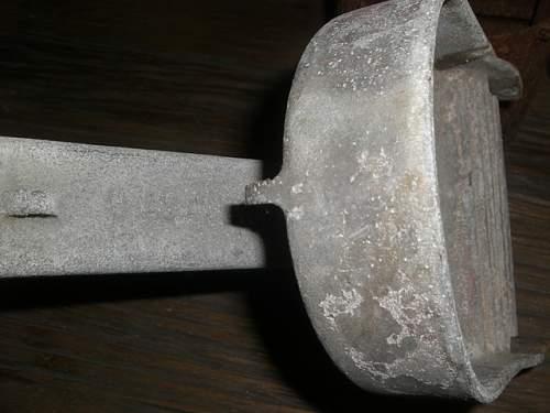 Airplane pedal . Russian , german or american??
