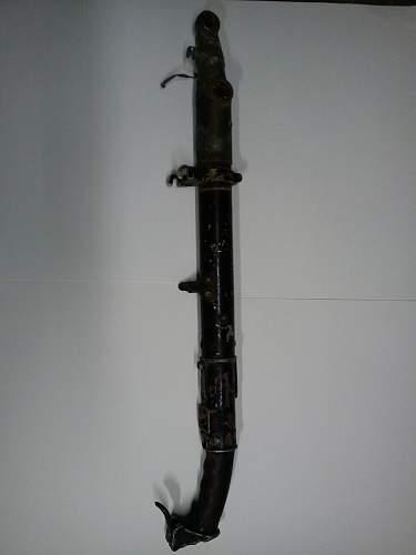 Ju-87 control stick?