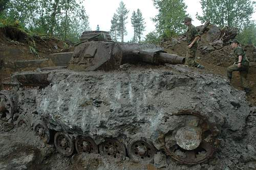 Norway Panzers