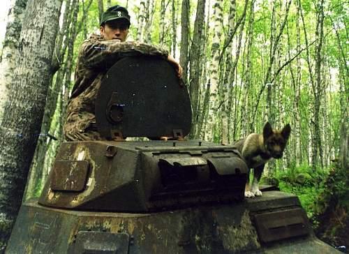 Pz 1 somwhere in Russia