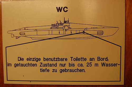 U 995, VIIC/41, Laboe, Kiel, Germany - one of only five German submarines left. GRAPHCS HEAVY!!!