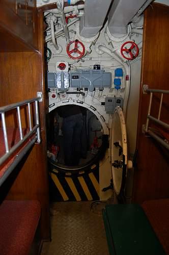 U 995, VIIC/41, Laboe, Kiel, Germany - one of only five German submarines left. GRAPHCS HEAVY!!!