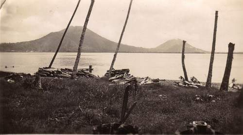 NZ Navy finds sunken submarine