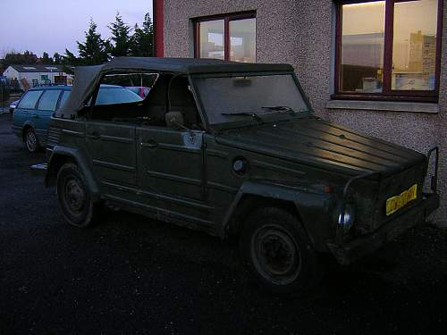 kubelwagen type vehicle?