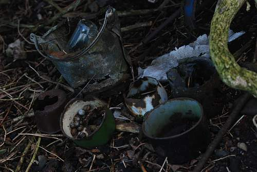3 new WW2? dumps found, help again with loads of finds.... (pics and video)
