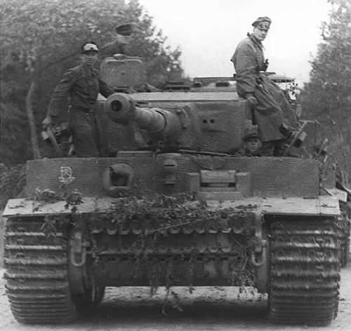 tiger 1 track link