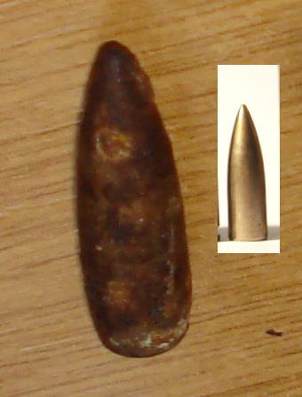 Bullets Found [Request Info]