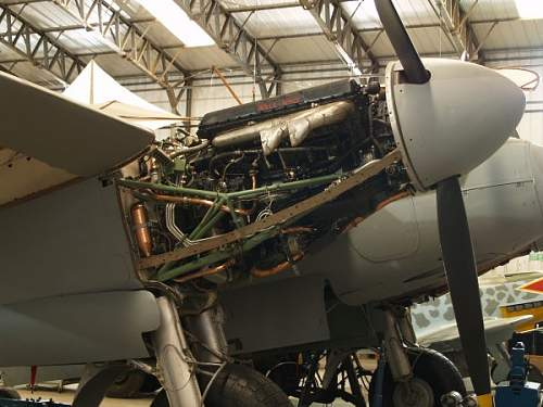 Merlin exhaust manifold.....or something else ??