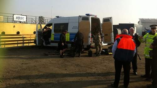 V2 Rocket found in Harwich Harbour
