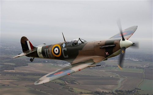Buried Spitfires to be returned to the UK