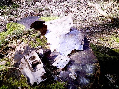 Relics from the Luftwaffe