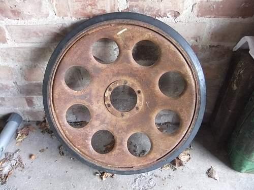 SPW Wheel !!