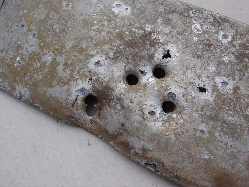 Part of a FW-190 - but what part???