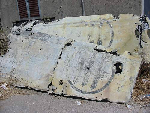 FIAT  G50  Two Wings  Finding