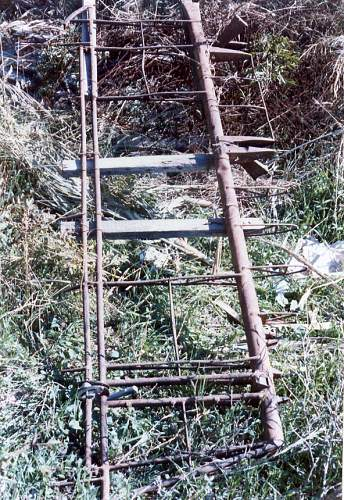 Click image for larger version.  Name:The recovered Rudder was used as ...ladder by a farmer in Maritsa area.jpg Views:3 Size:130.7 KB ID:470967