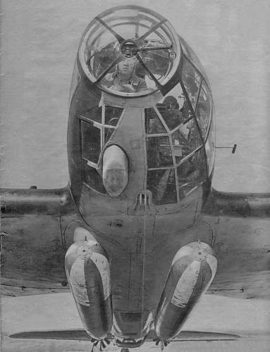Click image for larger version.  Name:He111H-6 6-KG26, equipped with two Lufttorpedo LF 5B.jpg Views:4 Size:175.9 KB ID:471002