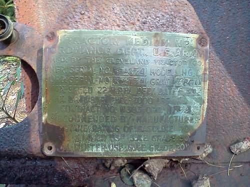 Tractor M2 Medium (Cletrack)