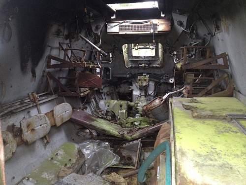 Old Iron on STANTA Norfolk