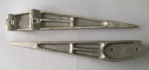 Aluminium object! Plane part?