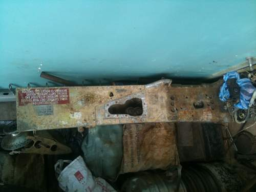 stange aircraft pieces need ID