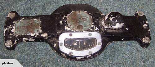 WW2 compass out of tank, aircraft or boat ???