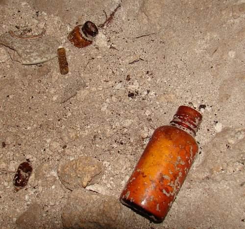 14 - Japanese medical supplies in hospital cave - DSC00546.jpg