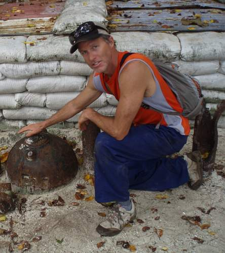 Click image for larger version.  Name:Sea Mine P9280052.jpg Views:5 Size:77.6 KB ID:528030