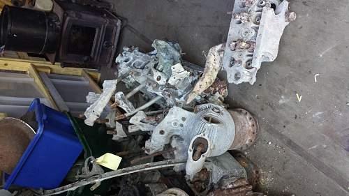 Me 109 parts