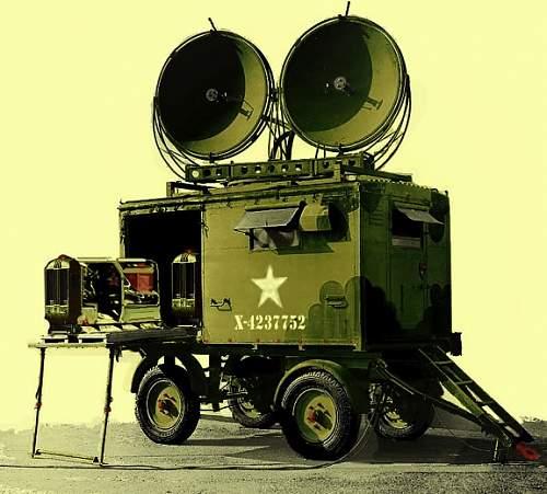 Is This Caravan/Trailer RAF Related?