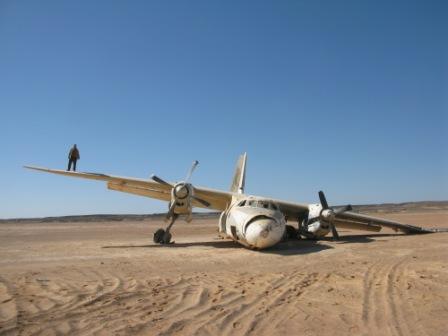 Some Libyan Wrecks