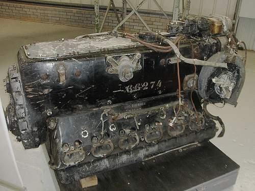 Unidentified WW2 Aircraft (crash)