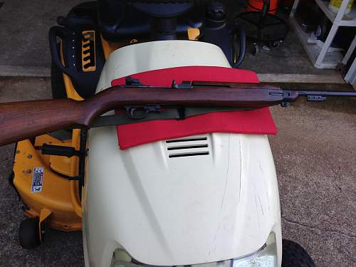 Just picked up this M1 carbine