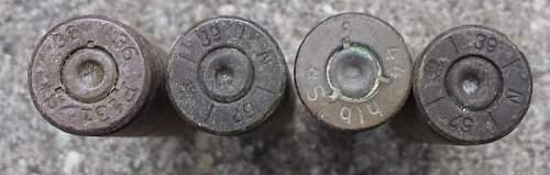 Cartridge ID