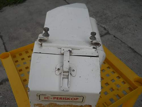 Parts of a periscope?