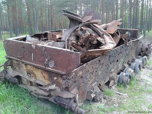 Panzer 4 for sale in Finland