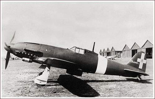 WWII Italian Fighter Pilot and his Aircraft Recovered in Northern Italy.