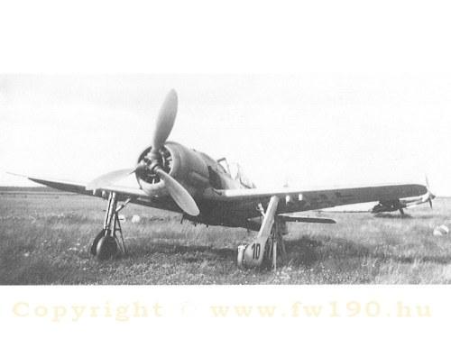 FW190-D Propeller Hub Relic.