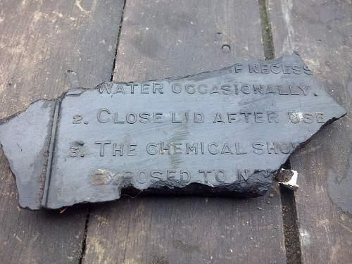 Lancaster finds